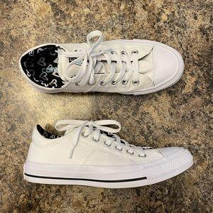 Womens White Converse